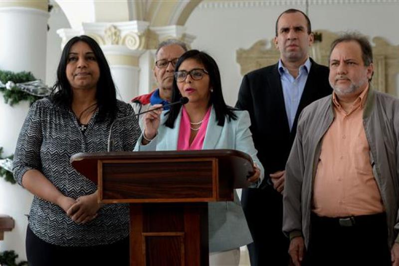 Credit: Presstv.com Delcy expulsing canada